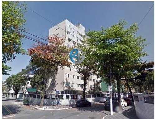Apartamento, código 376 em Santos, bairro Encruzilhada