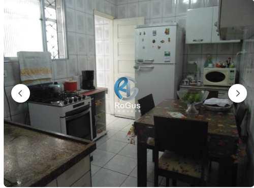 Apartamento, código 427 em Santos, bairro Estuário