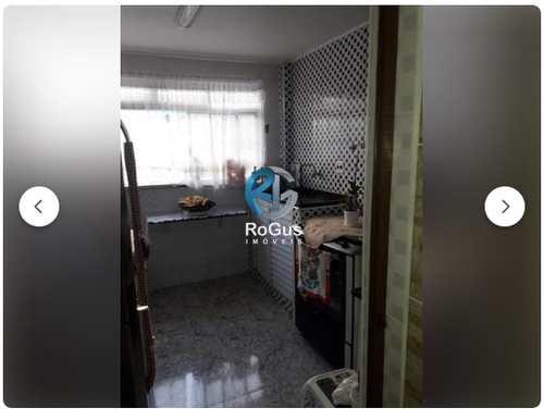 Apartamento, código 432 em Santos, bairro Aparecida