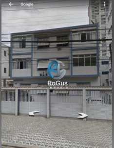 Apartamento, código 437 em Santos, bairro Boqueirão