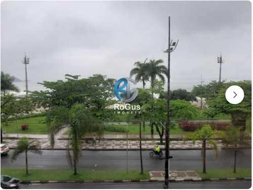 Apartamento, código 441 em Santos, bairro Aparecida
