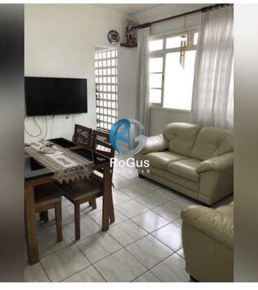 Apartamento, código 481 em Santos, bairro Gonzaga