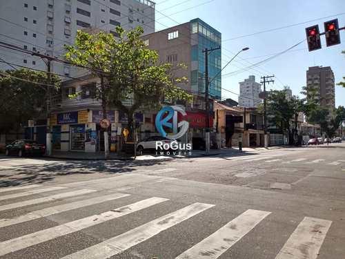 Apartamento, código 497 em Santos, bairro Ponta da Praia