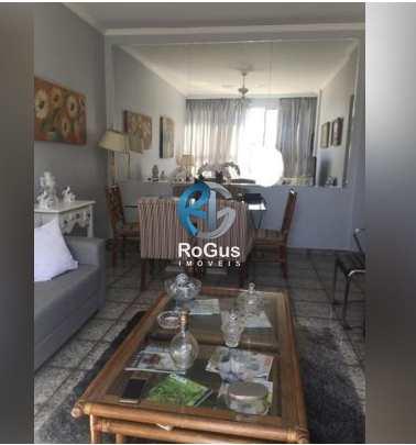Apartamento, código 499 em Santos, bairro Gonzaga
