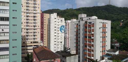 Sala Living, código 522 em Santos, bairro José Menino