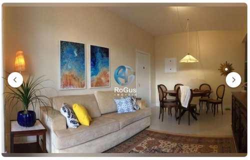 Apartamento, código 534 em Santos, bairro Aparecida