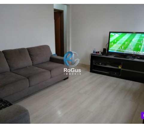 Apartamento, código 548 em Santos, bairro Vila Mathias