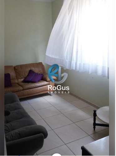 Apartamento, código 552 em Santos, bairro Marapé