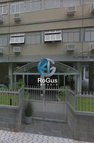 Apartamento, código 592 em Santos, bairro José Menino