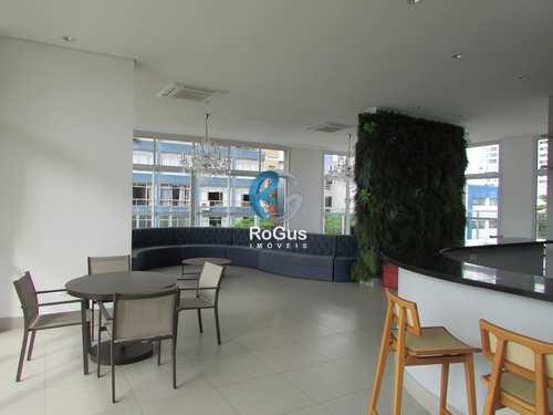 Apartamento, código 601 em Santos, bairro Embaré