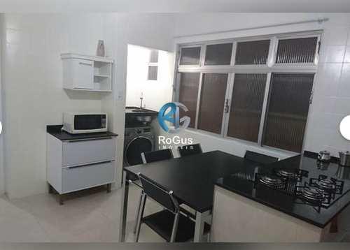 Apartamento, código 630 em São Vicente, bairro Centro