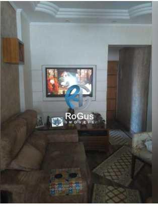 Apartamento, código 633 em Santos, bairro Encruzilhada