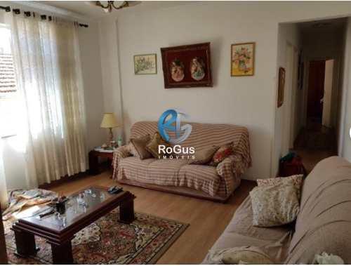 Apartamento, código 646 em Santos, bairro Campo Grande