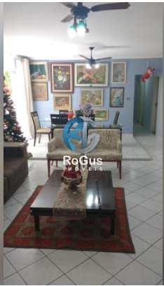 Apartamento, código 667 em Santos, bairro Gonzaga