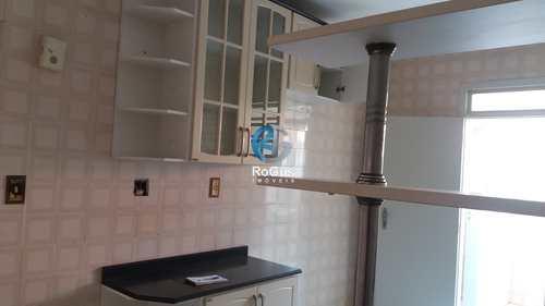 Apartamento, código 683 em Santos, bairro Aparecida