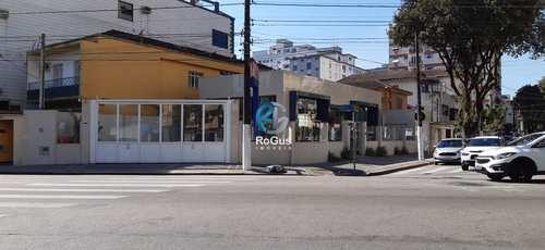Casa Comercial, código 686 em Santos, bairro Embaré