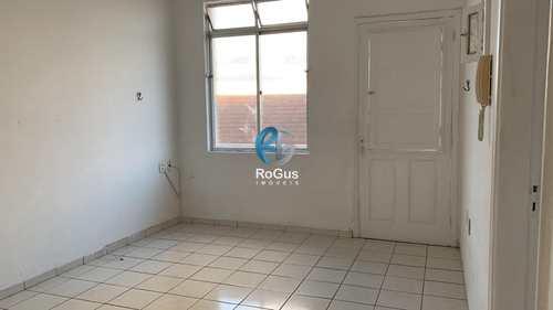 Apartamento, código 691 em Santos, bairro Gonzaga
