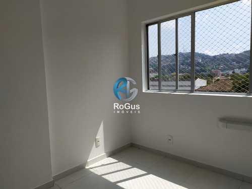 Apartamento, código 699 em Santos, bairro Vila Mathias