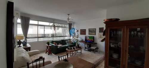 Apartamento, código 706 em Santos, bairro José Menino