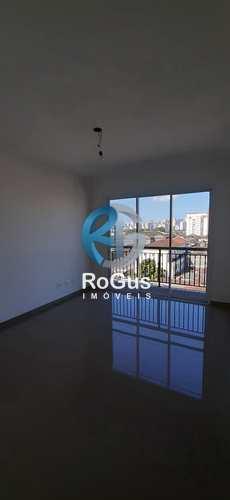Apartamento, código 720 em Santos, bairro Encruzilhada