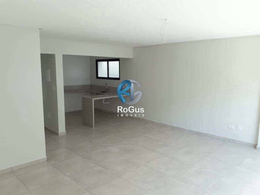 Casa de Condomínio em Santos, no bairro Ponta da Praia