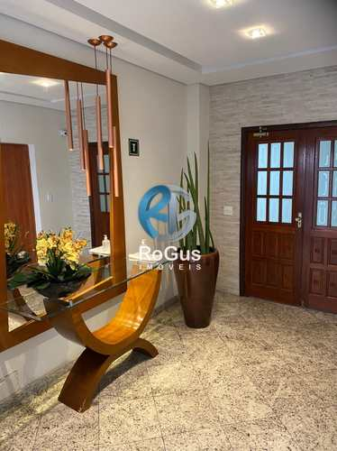 Apartamento, código 751 em Santos, bairro Gonzaga