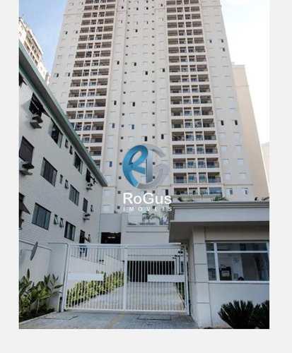 Apartamento, código 761 em Santos, bairro Marapé
