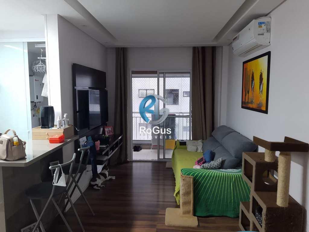 Apartamento em Santos, no bairro Estuário