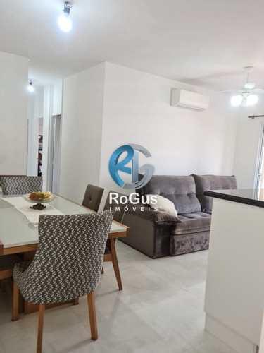 Apartamento, código 765 em Santos, bairro Estuário