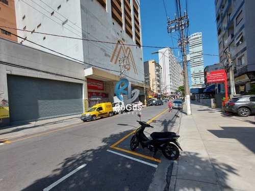 Apartamento, código 769 em Santos, bairro Gonzaga