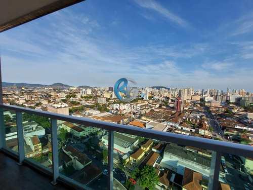 Apartamento, código 774 em Santos, bairro Vila Mathias