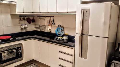 Apartamento, código 799 em Santos, bairro Gonzaga