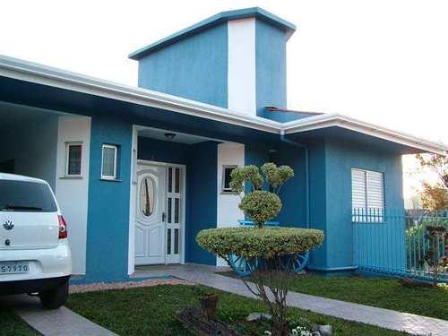 Casa, código 6 em Praia Grande, bairro Ocian