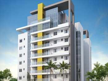 Apartamento, código 2 em Praia Grande, bairro Tupi