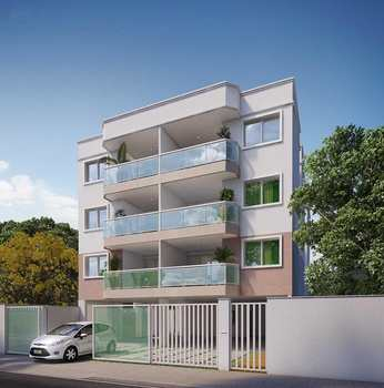 Apartamento, código 3 em Praia Grande, bairro Sítio do Campo