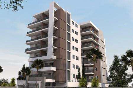 Apartamento, código 3 em Praia Grande, bairro Tupi