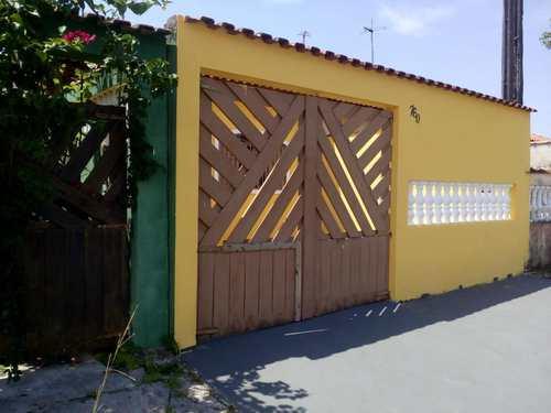 Casa, código 8 em Mongaguá, bairro Balneário Flórida Mirim