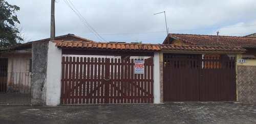 Casa, código 39 em Mongaguá, bairro Balneário Jussara