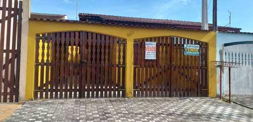 Casa, código 51 em Mongaguá, bairro Agenor de Campos