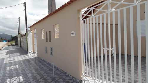 Casa, código 52 em Mongaguá, bairro Jardim Leonor