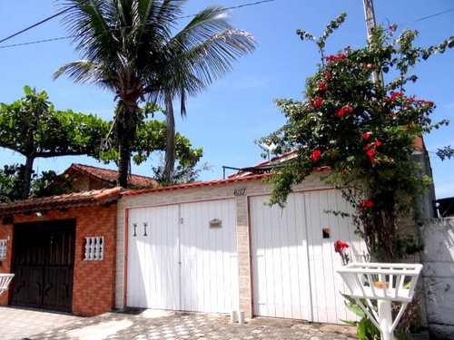 Casa, código 57 em Mongaguá, bairro Balneário Itaguai