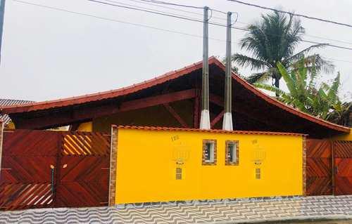 Casa, código 58 em Mongaguá, bairro Pedreira