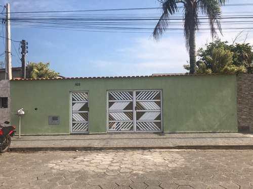 Casa, código 63 em Mongaguá, bairro Jardim Praia Grande