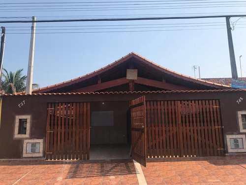 Casa, código 66 em Mongaguá, bairro Agenor de Campos