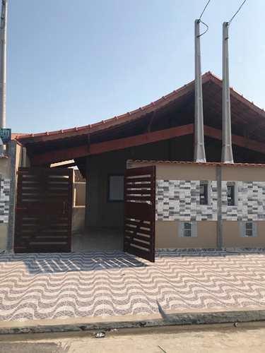 Casa, código 67 em Mongaguá, bairro Balneário Itaguai