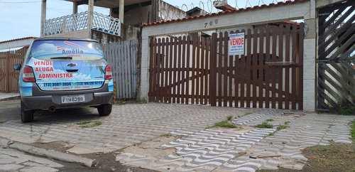 Casa, código 72 em Mongaguá, bairro Itaguaí