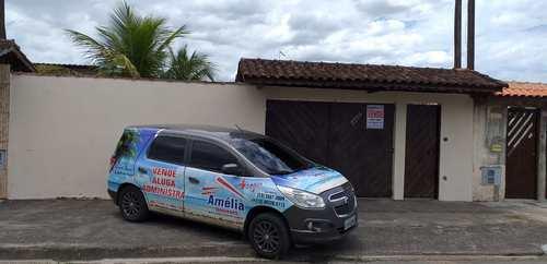 Casa, código 74 em Mongaguá, bairro Balneário Jussara