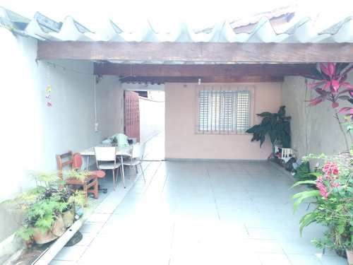 Casa, código 77 em Mongaguá, bairro Agenor de Campos