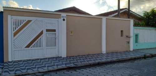 Casa, código 81 em Mongaguá, bairro Vila Oceanopolis