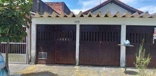 Casa, código 82 em Mongaguá, bairro Agenor de Campos